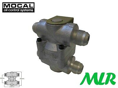 Mocal Ot/2G Remote Oil Cooler Thermostat An -10 Jic Fittings Mlr.bct
