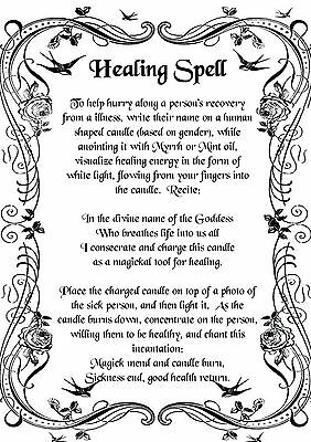 Book Of Shadow - Over 800+ Printable Pages Of  Spells, Rituals, Herbs on CD