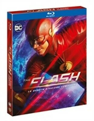 The Flash - Stagione 4 (4 Blu-Ray Disc) - ITALIANO ORIGINALE SIGILLATO -