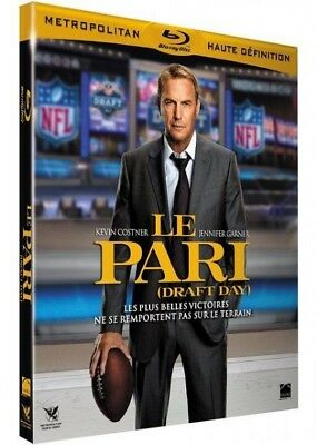 Le pari (Draft day) KEVIN COSTNER - BLU-RAY NEUF SOUS BLISTER