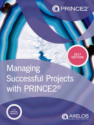 Managing Successful Projects with Prince2 2017 - 6th edition (LATEST EDITION) !