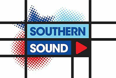 Southern Sound 1987 Complete UK Local Radio Station Jingle Package