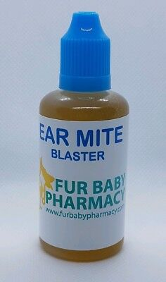 Cheap Ear Mite Medicine For Dogs / Cats Ear Mite Treatment - 100% Natural - 5ml