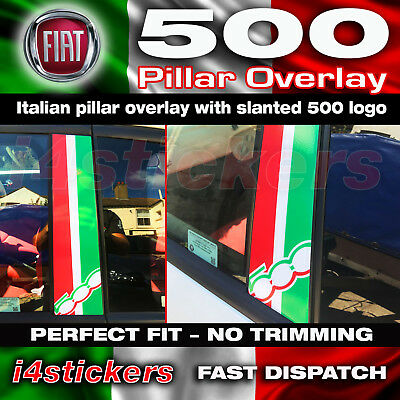 Fiat 500 /& Grande Abarth Esseesse Air filter Badge overlay Decal Sticker x2!