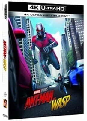 Ant-Man and the Wasp (4K Ultra HD + Blu-Ray Disc)