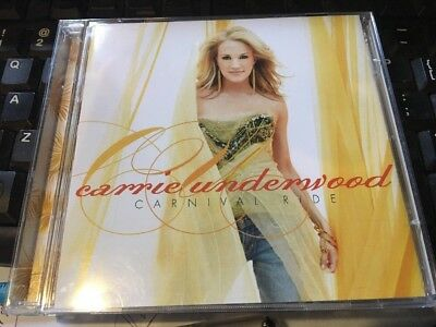 Carrie Underwood - Carnival Ride - CD/DVD [Target Exclusive]
