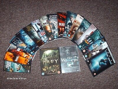 dvd bundle JOB LOT have been watched once, are in very good condition.