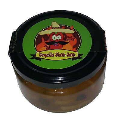 Tequila Slam Jam! Lime & Chilli Marmalade by Heatseekers, made in WA