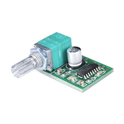 Mini 5V PAM8403 Audio Power Amplifier Board 2 Channel With Volume Control TECA