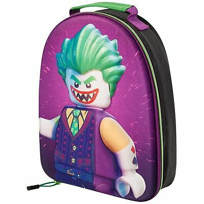 Lego Batman Movie Joker 3D Boys Rucksack Kids School Lunch Bag