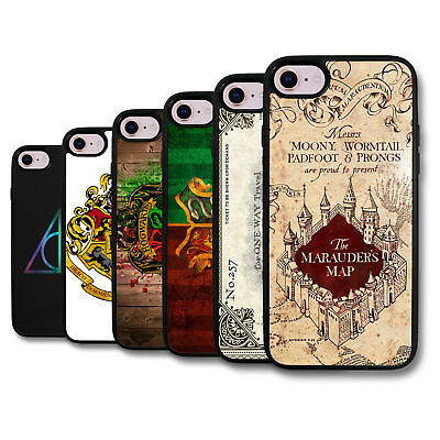 Cover Huawei P10 plus Harry Potter The Marauder's map