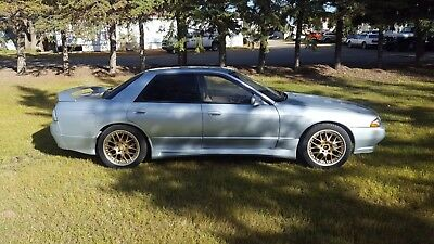 Nissan: Skyline 1990 GTS4 SEDAN AWD RB20DET 5SPD 1990 NISSAN SKYLINE GTS4 SEDAN AWD RB20DET 5SPD IMPUL AERO KIT, GTR HOOD & GRILL