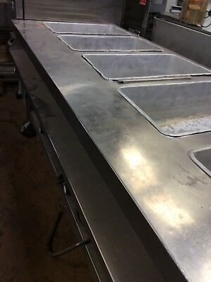 Steam Table Electrical