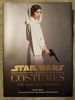 Star Wars Costumes Hardcover Book
