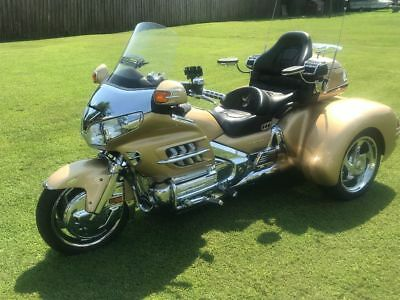 2006 Honda Gold Wing  2006 Honda GL1800 Gold Wing with Trike Conversion kit