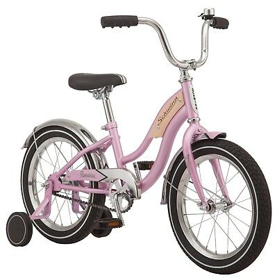 53f26b583e9 JOYSTAR 16'' INCH Girls Kids Bike Children Bicycle With Training ...