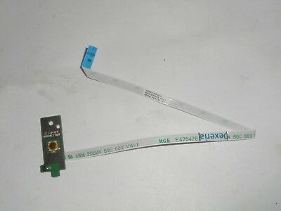 For Dell Inspiron 15 3568 Power Button Board with Cable 450.09P08.0001 6V0N7 GT