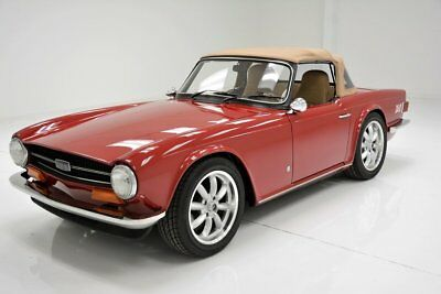 1973 Triumph TR6  M3 S50 Drivetrain Wicked Fast Expertly Done All The Right Parts