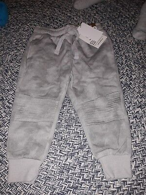 Cotton on Kids Lewis Trackpant NWT Grey 2