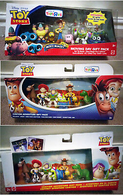 Toy Story Canyon Adventure Gift Pack 7 Figures(Minor Manufacturer Fault)