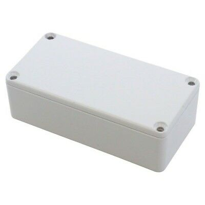Hammond 1590G2LG Die Cast Stomp Box - Light Grey 100 x 50 x 31