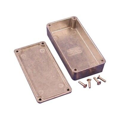 Hammond 1590G Diecast Enclosure Natural 100 x 50 x 25mm