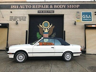 1991 BMW 3-Series Convertible 116K mi 1 Owner No Reserve! 1991 BMW 325ic E30 Convertible Auto 116K mi 1 OWNER No Reserve!
