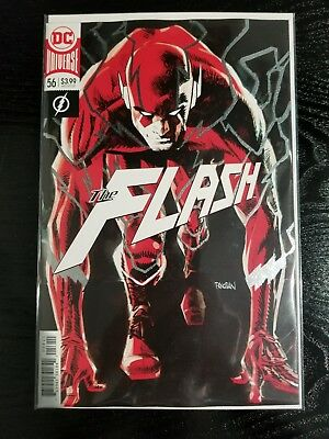 DC's The Flash #56 Variant 2018