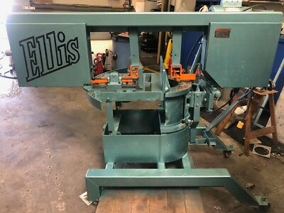 Ellis Band Saw Model 1800