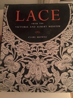 Lace: FROM THE VICTORIA AND ALBERT MUSEUM
