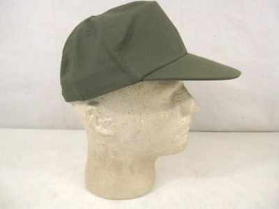 post-Vietnam US Army OG-507 Hot Weather Field or Baseball Cap - Size 7 1/4  MINT