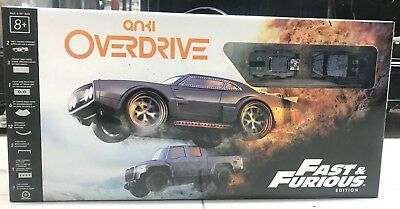 Anki OVERDRIVE Fast and Furious Edition - Brand New! No Reserve!
