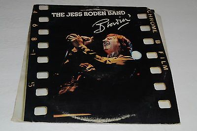 The Jess Roden Band~Blowin'~1977 Pop Rock~Live Recording~FAST SHIPPING