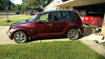 2002 Chrysler PT Cruiser  2002 Chrysler PT Cruiser 120,000 miles ,Runs and drives great