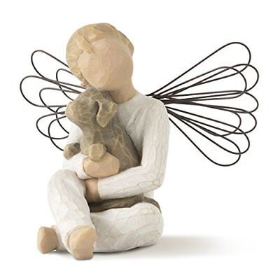 NEW Willow Tree hand painted sculpted angel Angel of Comfort FREE SHIPPING