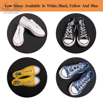 1/6 Scale Sneakers Straps Sport Shoes Model without feet F12'' Male Body figures