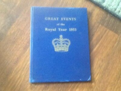 Great events of the royal year 1953