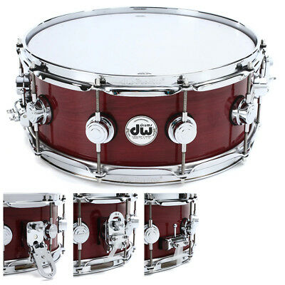 """DW Collector's Series Purpleheart 5.5x14"""" Snare Drum"""