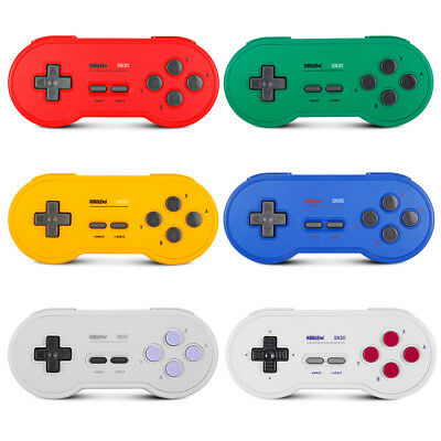 8Bitdo SN30 Wireless Bluetooth Gamepad Retro Controller for Android PC Switch