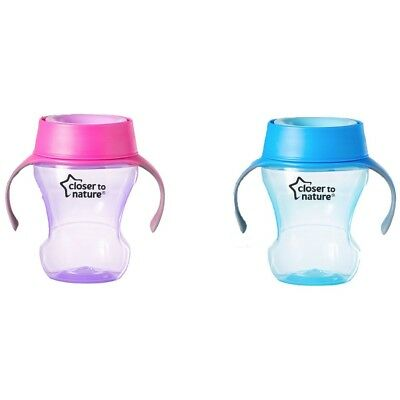 Close To Nature Weaning Lippee Cup 230mL  - Assorted*