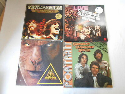 Creedence Clearwater Revival - Sammlung 7 LP's