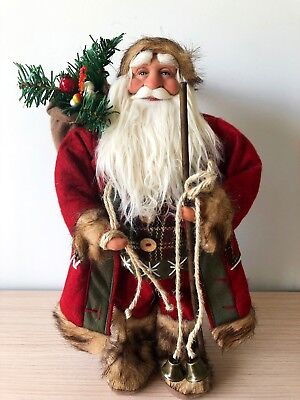 45 cm Santa Claus Christmas Decorations Xmas Gifts Living Room Ornaments Doll