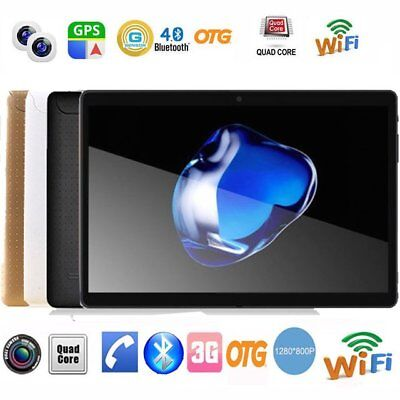 10.1 Zoll WIFI Phone 3G Dual SIM Kamera Android7,0 Tablet PC 2GB+32GB / 2GB+64GB