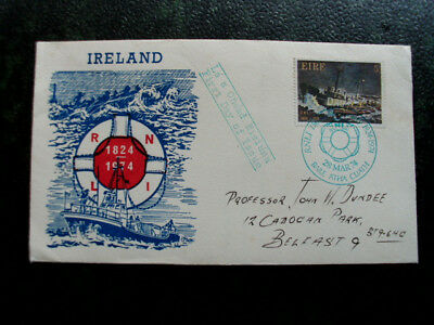 Ireland 1974 Lifeboat Cover.