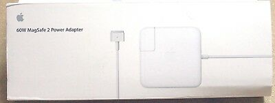 """Apple 60W Magsafe 2 Power Adapter For Macbook Pro 13"""" Retina Display - Md565Ll/a"""