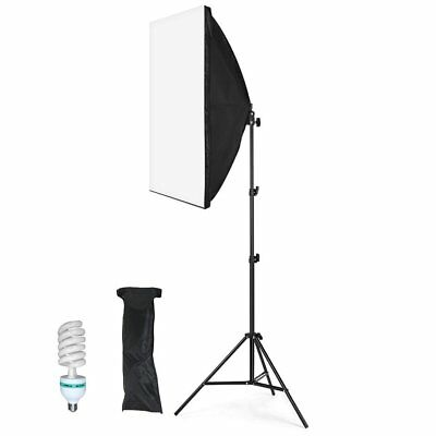 135W Photography 2M Light Stand Studio Photo Video Continuous Light Soft Box BR