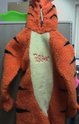 Kids Halloween tigger costume. Purchased For 60 Worn Once.