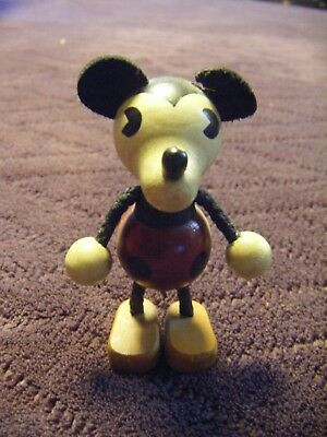 antique Mickey Mouse Figure