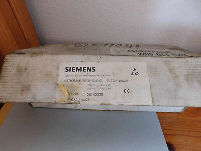 Siemens Sitop 6EP1632-1AL01 Power Supply Unused Stock