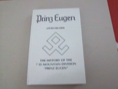 """Prinz Eugen: History of the 7th SS Mountain Division """"Prinz Eugen"""""""